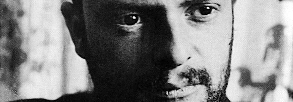 Paul Klee, photographed in 1911 by Alexander Eliasberg. (particolare - da wikipedia)