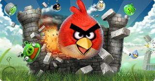 angry birds videogame
