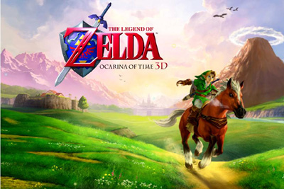 il videogioco The Legend of Zelda