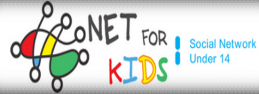 logo net for kids