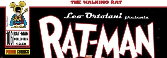 the walking rat di ortolani